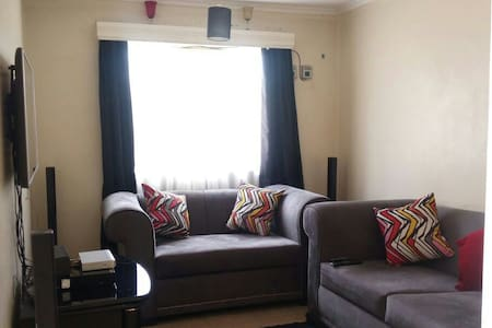 Single room near JKIA Airport. - Ház