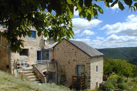 Gite de Minn, St-Sauveur du Larzac - Haus