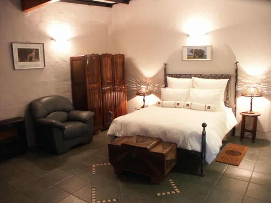 Well-appointed rooms