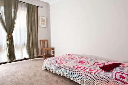 Bohemian Bungalow in Brunswick - Melbourne - Bed & Breakfast