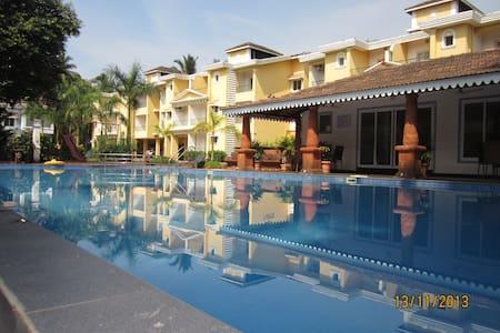 Vacation Homes Goa, 3 bhk V2, Colva