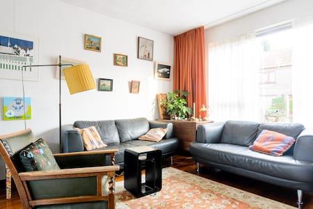Lovely family home nearby Amsterdam - Ház