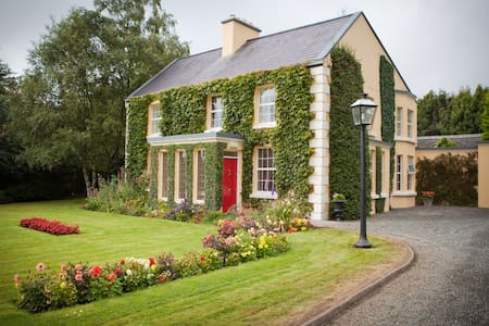 Friarsquarter House B&B Triple Room - Penzion (B&B)