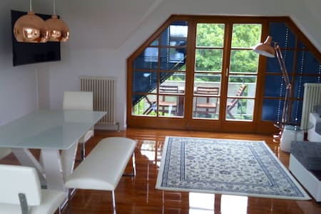 RELAXING LUXURY PRIVATE PARKING & VIENNASIGHT - Apartament