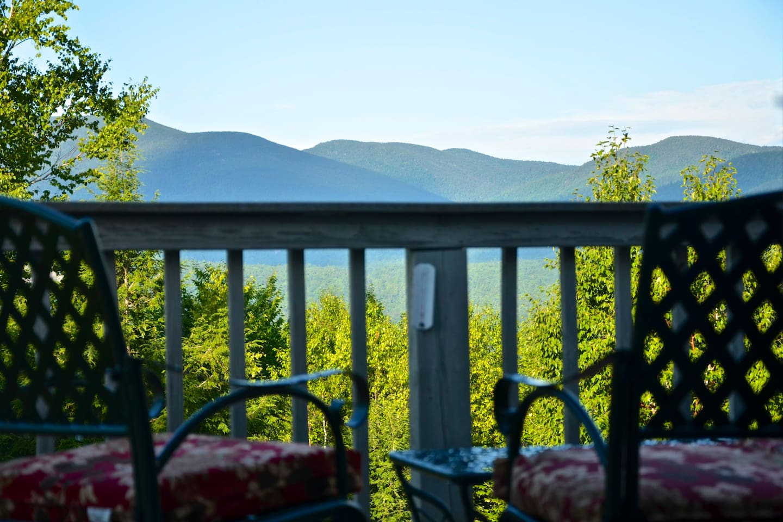 White Mountain Luxury with View