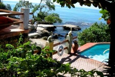 Button Bay - Treasure Beach Jamaica - Treasure Beach - Villa
