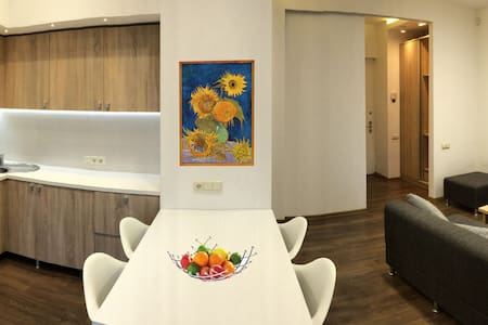 All inc.Perfect flat in city center