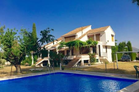 Villa Granada.amazing. private swimming pool - Granada
