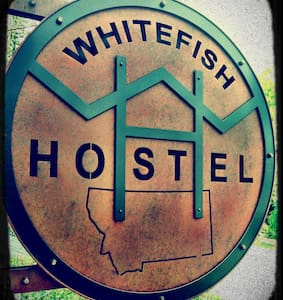 Cozy and Clean Hostel, Bed #2 - 화이트피쉬(Whitefish) - 기숙사
