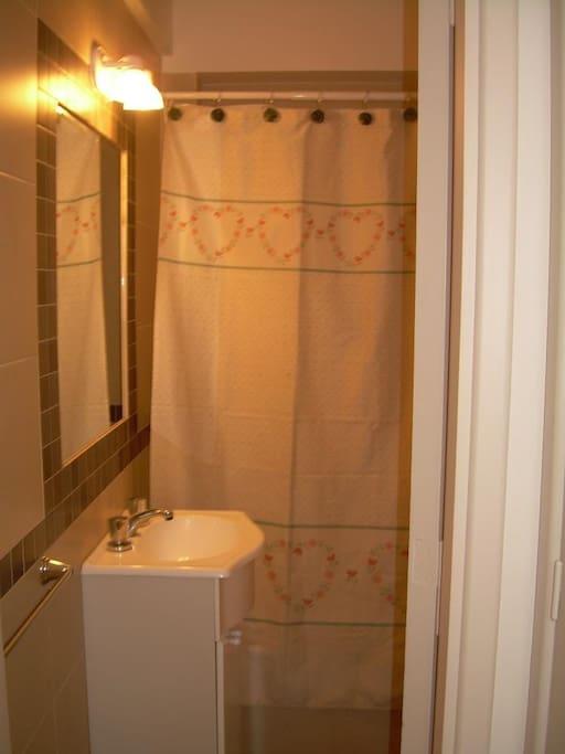 baño reciclado