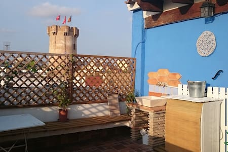 LOFT CON TERRAZA EN EL CENTRO DE PATERNA - PATERNA (València) - Loft