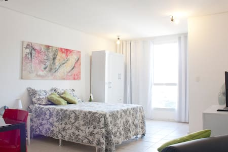 FLAT COM VISTA DE BELO HORIZONTE - Belo Horizonte - Lägenhet