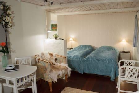 Charmerende værelse nær Bjerringbro - Bjerringbro - Bed & Breakfast
