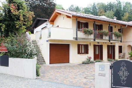 """Ferienwohnung 4 """"Casa Monticello"""" - Bad Reichenhall"""
