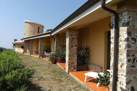 Agriturismo Calabria S. Italy  - Wohnung