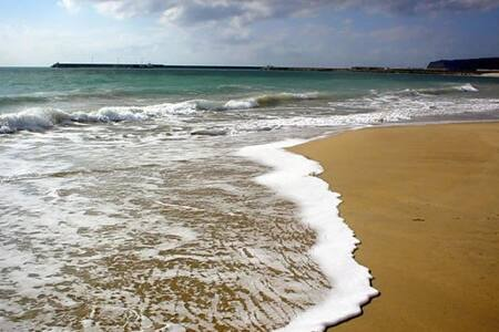 Barbate Beach, situado en la playa - Barbate - Apartment