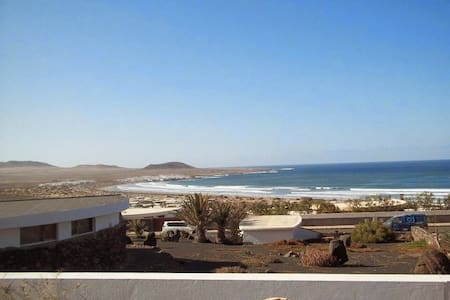 Bungalow BOZHOM for 2p in Famara - Appartement
