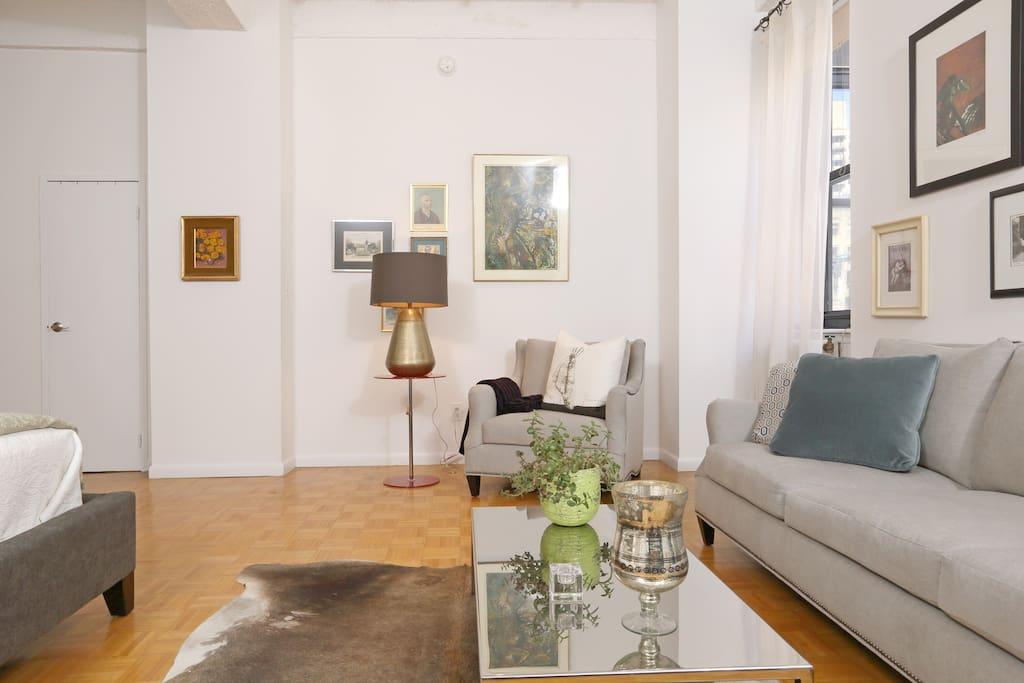 Gramercy Luxury  One Bedroom Manhat