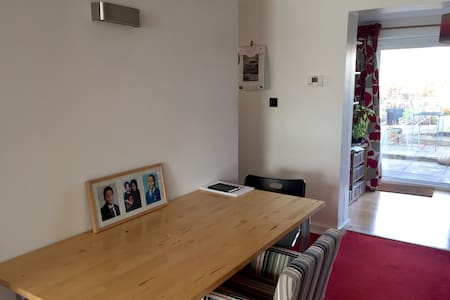 Quiet, cosy room in Botley close to central Oxford - Oxford