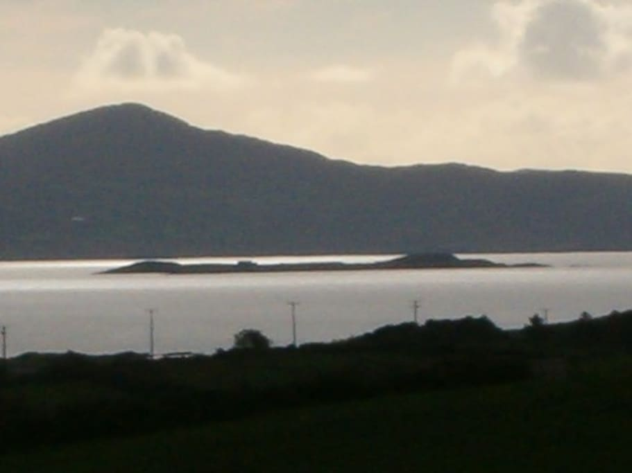 View over Dunmanus Bay