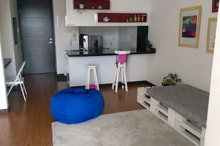Acogedor apartaestudio - Bucaramanga - Lakás