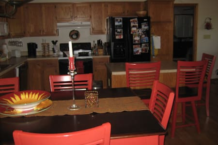 Rockfish Retreat Near Charlottesville & Wineries! - Schuyler - House