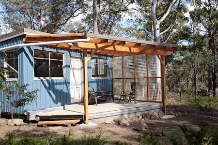 Marion Bay Retreat, bush hideaway - Kabin