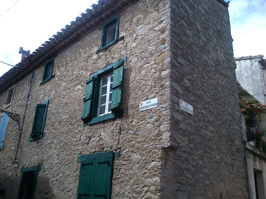 Lovely house in Languedoc