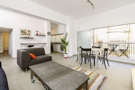 Beautifull 2 big rooms  TLV center - Tel Aviv - Apartment