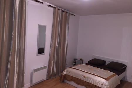 Chambre dans 50m2 Stade De France - Saint-Denis - Apartment