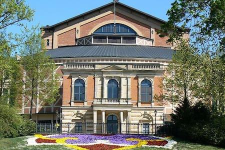 Wohnung XYZ - Bayreuth - Apartment