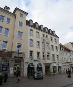 Direkt Fußgängerzone, am Hafen, Strandnähe - Wohnung