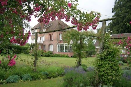 Le Bois de Bonance Chambre verte - Hus