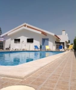 Lovely Villa+Studio+Pool+BBQ+A/C - Hus