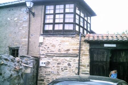 Historical cottage Camino Santiago - Casa
