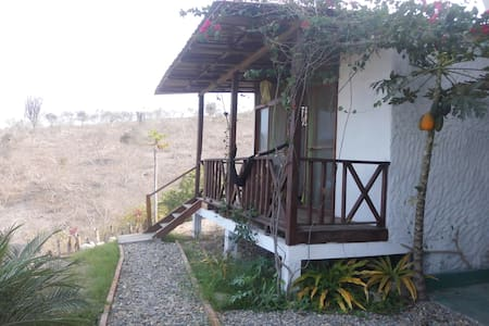 beautiful room with ocean view  - Puerto López - Bed & Breakfast