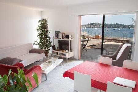 Magic Bay View, Direct Beach Access, 4 Guests - Apartamento