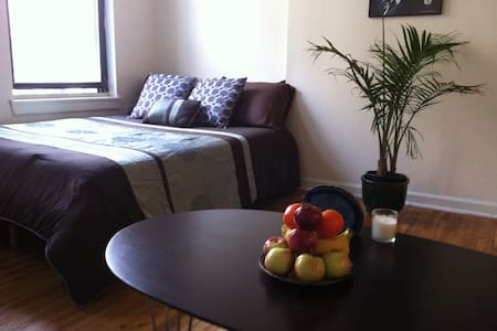 Private, Clean & Cool NYC Flat!