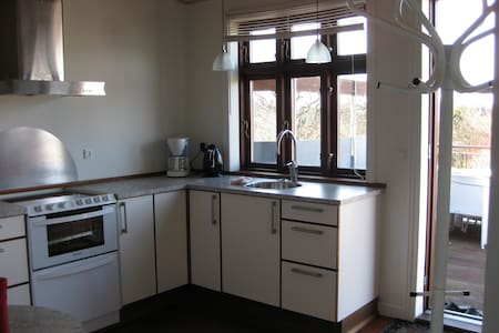 Fanø-wellnes-fitness-peace-ocean - Fanø - Apartment