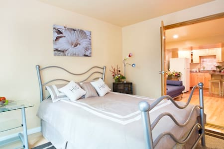 Two room studio Marina SF - Apartment