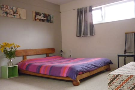 Basic but spacious double  room - Dom
