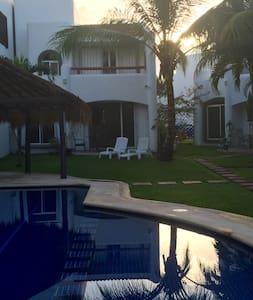 PLAYACAR Villa Mayamar - Haus