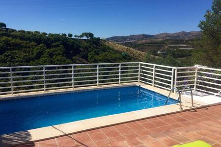 Simply the best kept secret of Andalucia - Villa