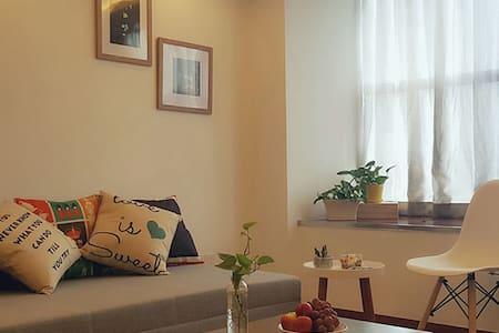 西湖 南宋御街 河坊街 地铁零距离的舒适公寓 - Hangzhou