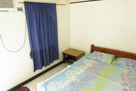 ASDC Double Aircon Room for Budget Travelers!!! - Bed & Breakfast