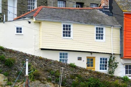 Ferryman's Cottage - Mevagissey - House