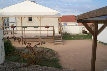 maison 5 pers.wifi st vincent sur jard - Saint-Vincent-sur-Jard