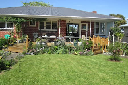 An ideal stopover pre/post Wgtn. - Bed & Breakfast