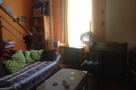 Nice cozy flat with garden - Wohnung