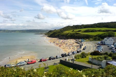 Beach Cottage, Benllech Bay - Appartement